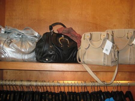 Hype Handbags 50% off!