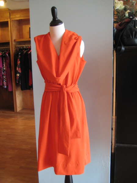 KJurek knit dress, $130.